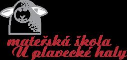 Mateřská škola u plavecké haly Logo
