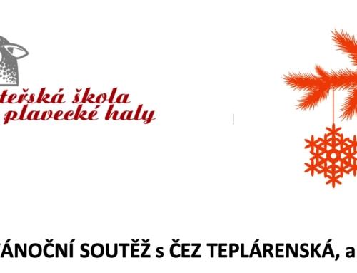 VÁNOČNÍ SOUTĚŽ s ČEZ TEPLÁRENSKÁ, a.s.